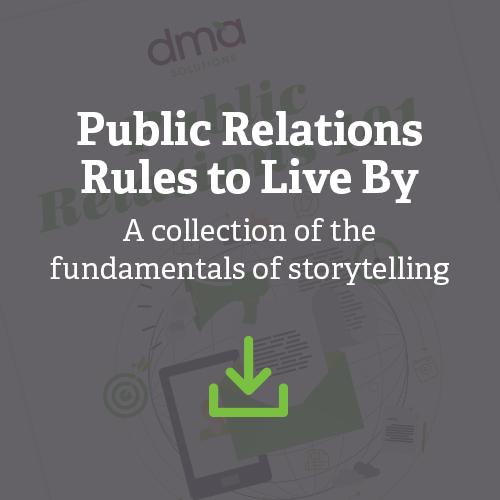 Public Relations 101